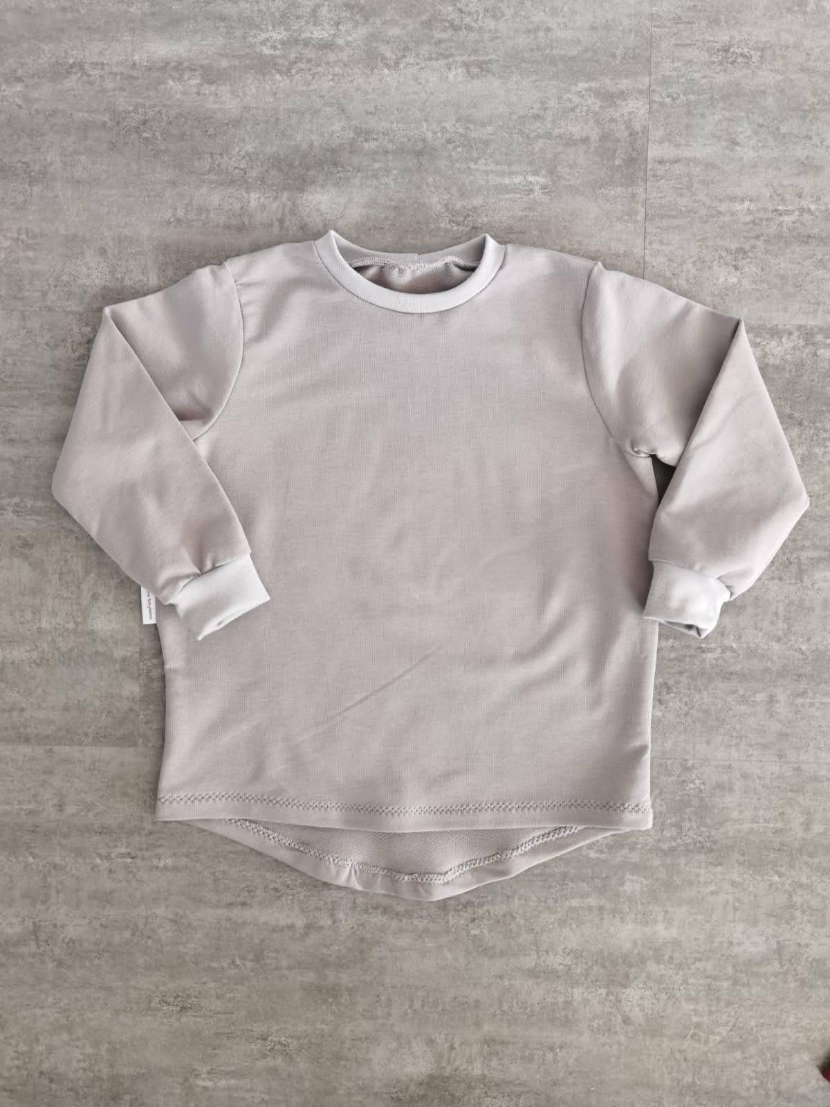 Basic Shirt Buben, grau