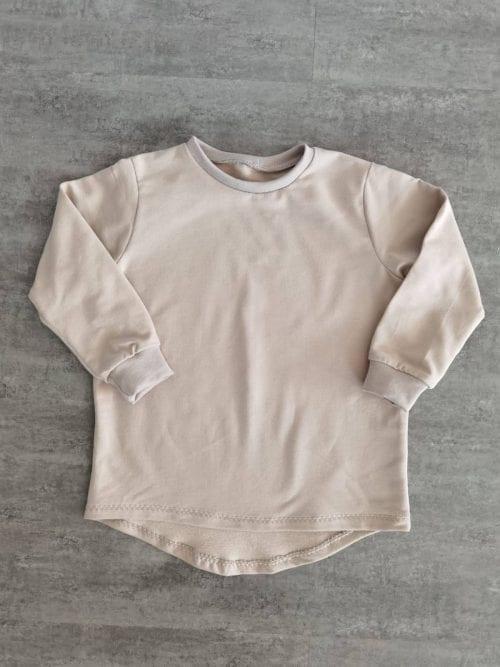Basic Shirt Buben, beige