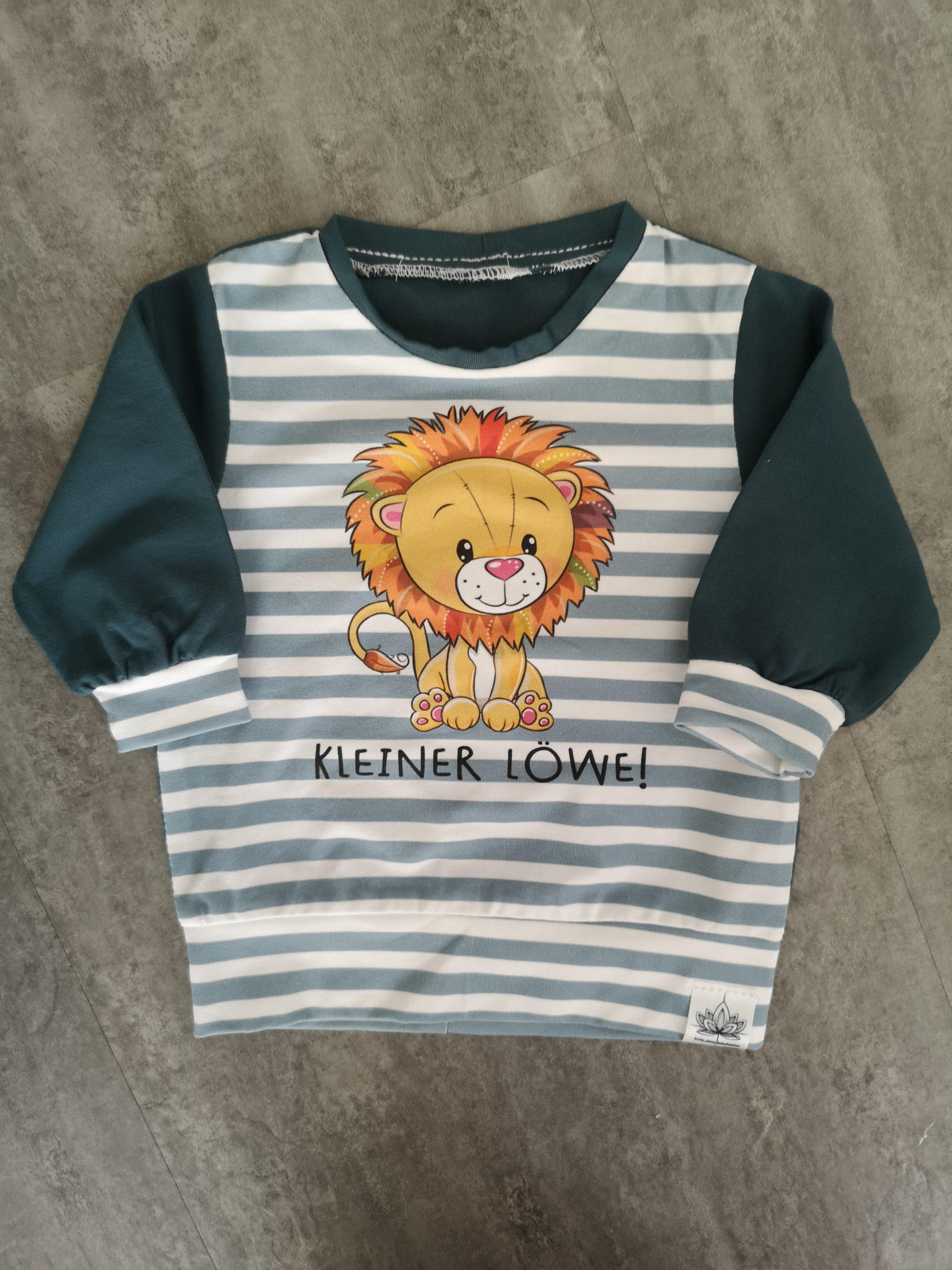Basic Pullover Buben, Löwe