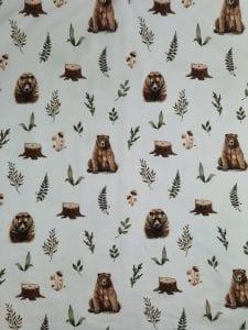 Bär im Wald (Buben)